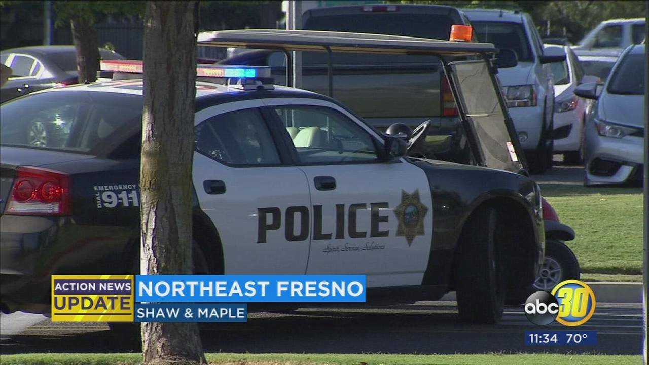 Student recovering after being hit by car near Fresno State