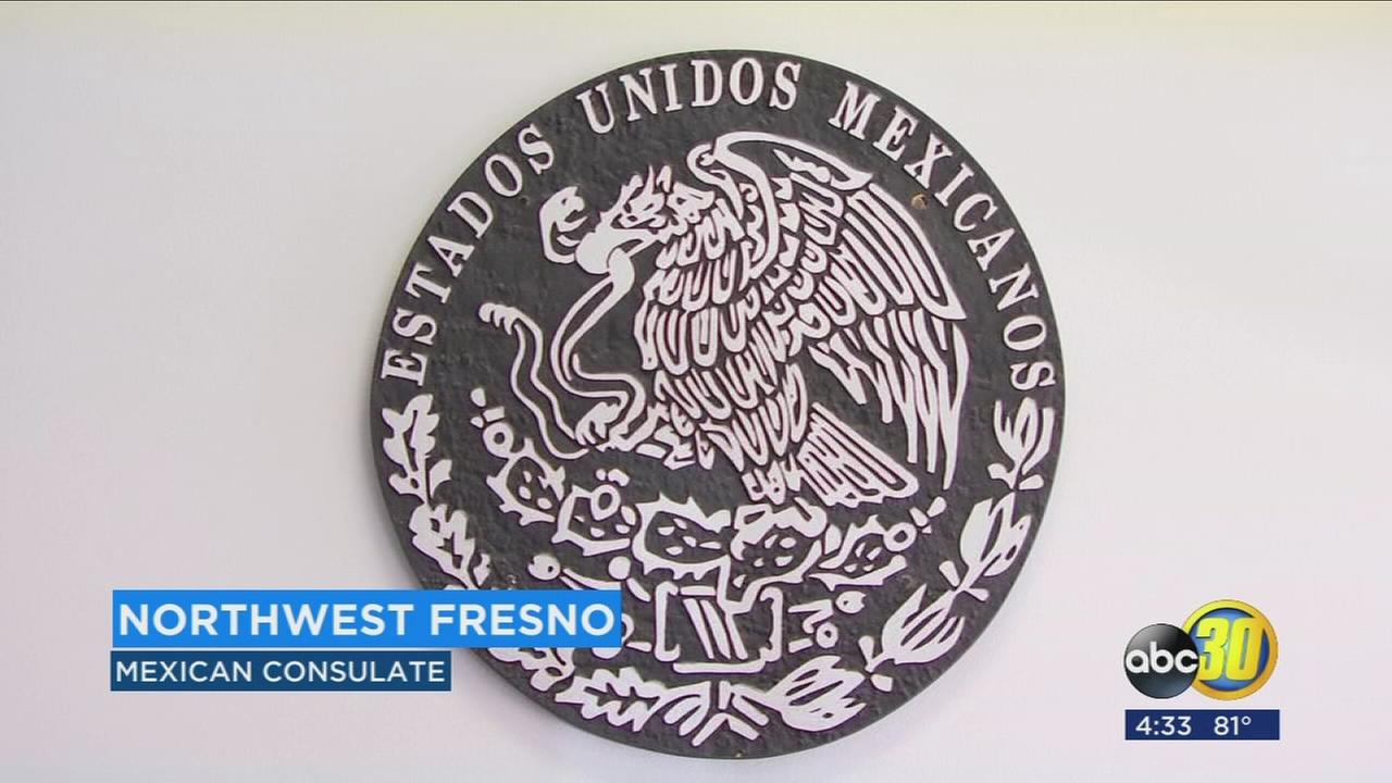 Mexican Consulate lending its support to those not able to reach friends and family in Mexico