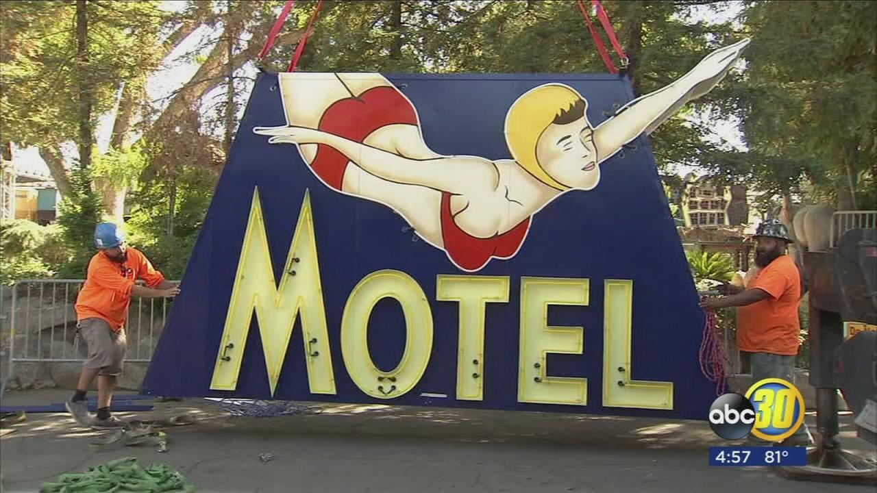 Fresno Fair museum expanding, iconic signs to bring back memories