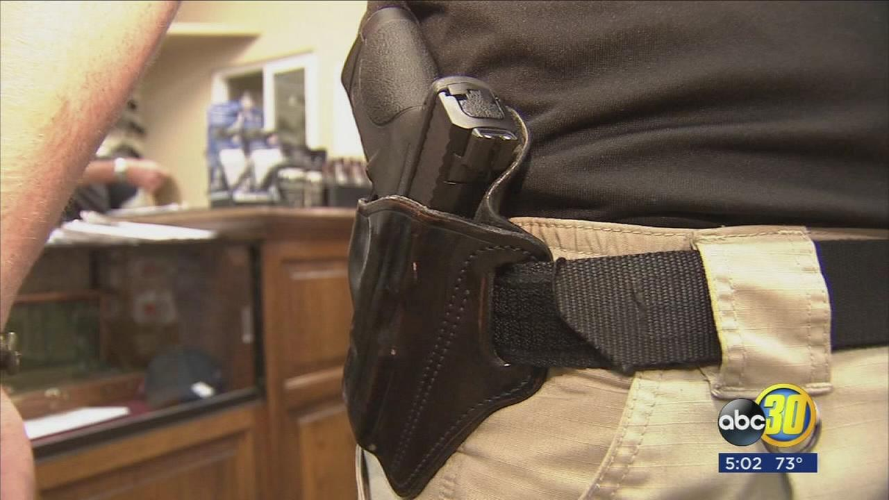 Fresno County speeding up CCW application process