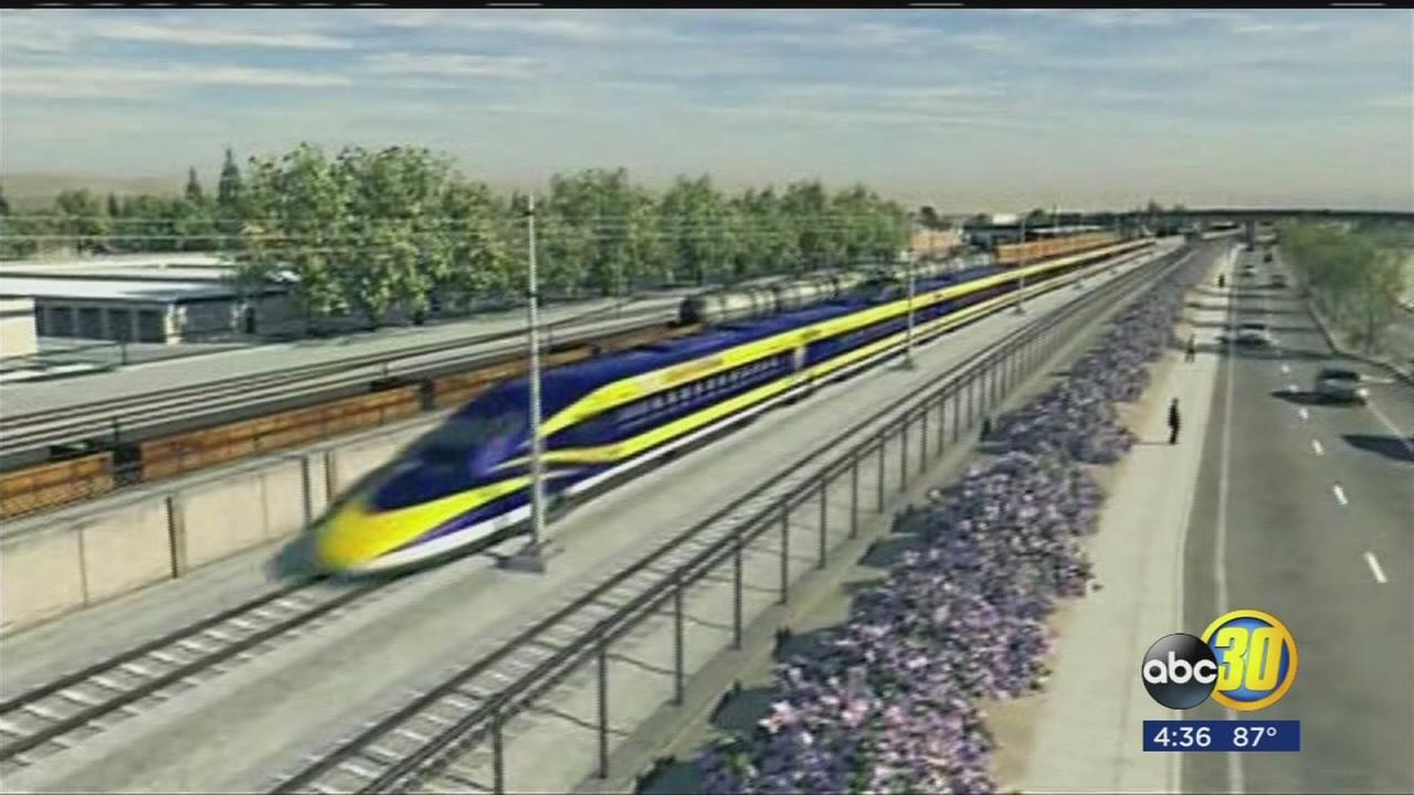 Kings County Supervisor opposed to Bullet Train?s route