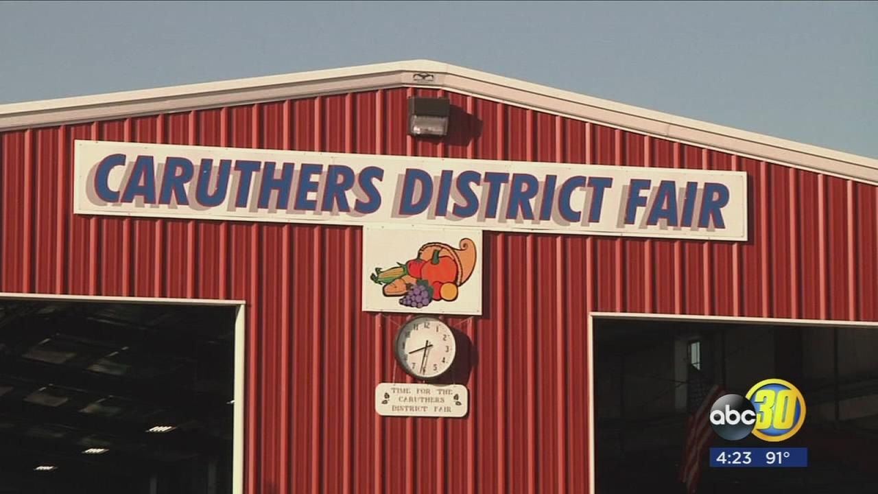 Caruthers District Fair opens up for 88th year