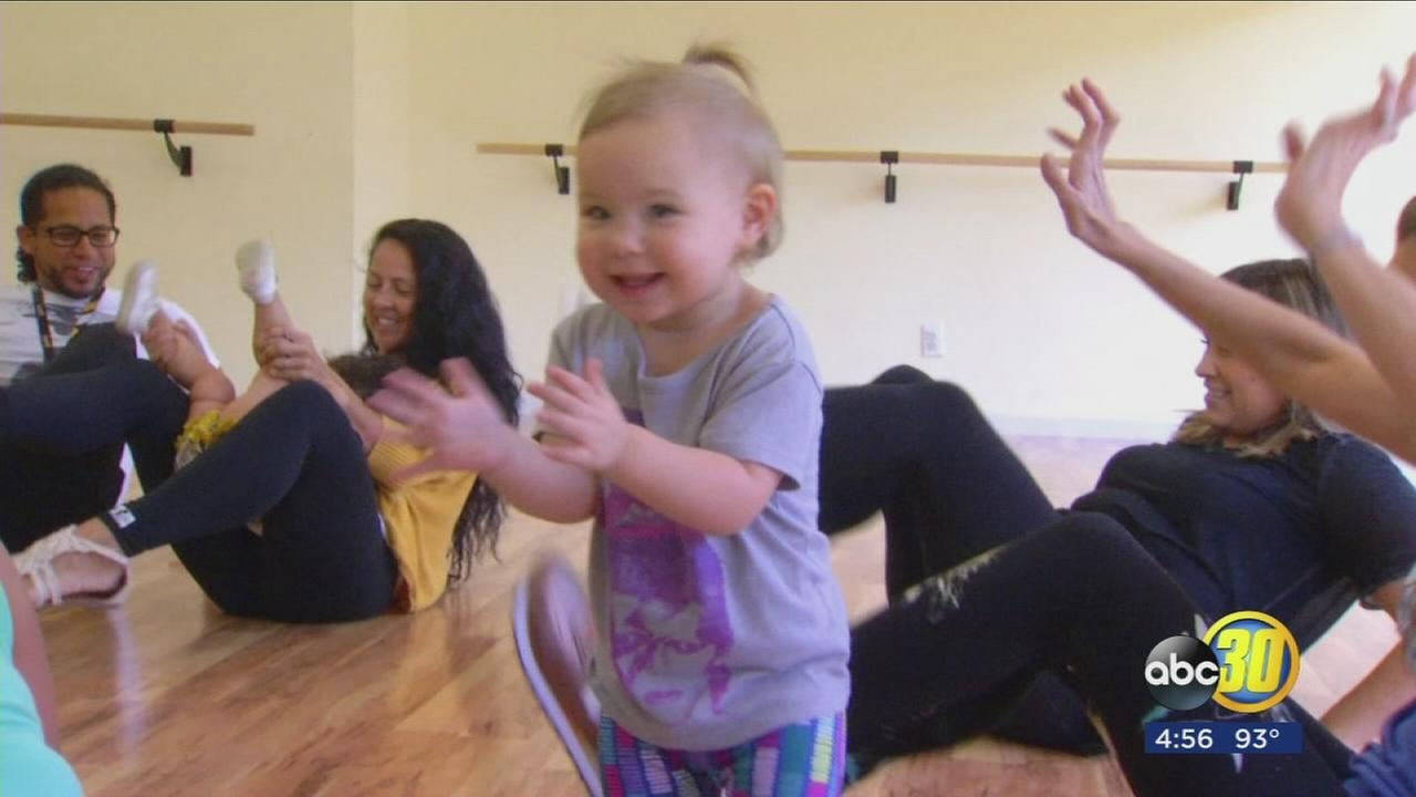New dance trend geared towards babies is hitting the Valley