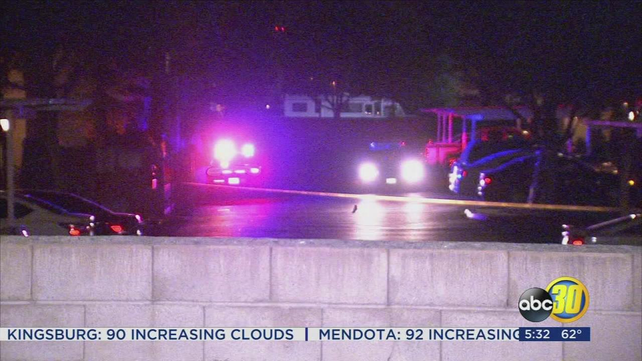 Man found shot to death in West Central Fresno parking lot