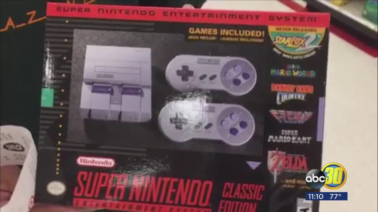 Ready your thumbs, the SNES Nintendo Classic hits store shelves delighting retro gamers