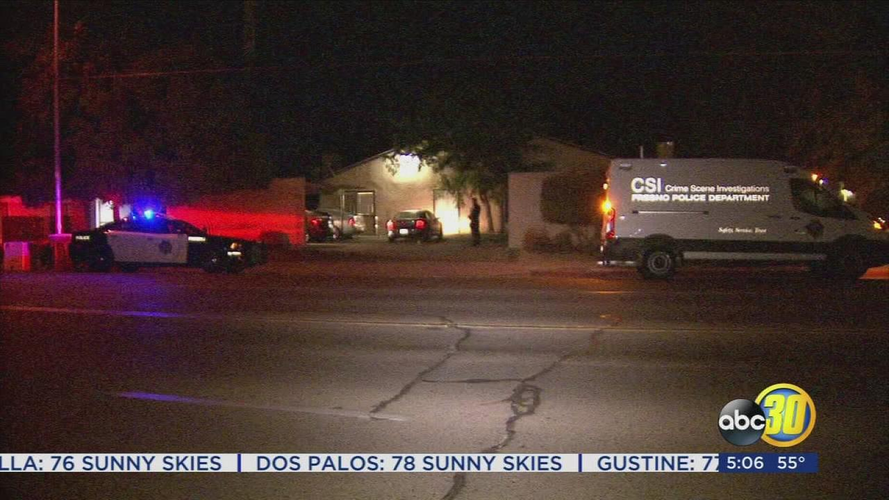 Police search for suspects after 3 people injured in West Central Fresno shooting