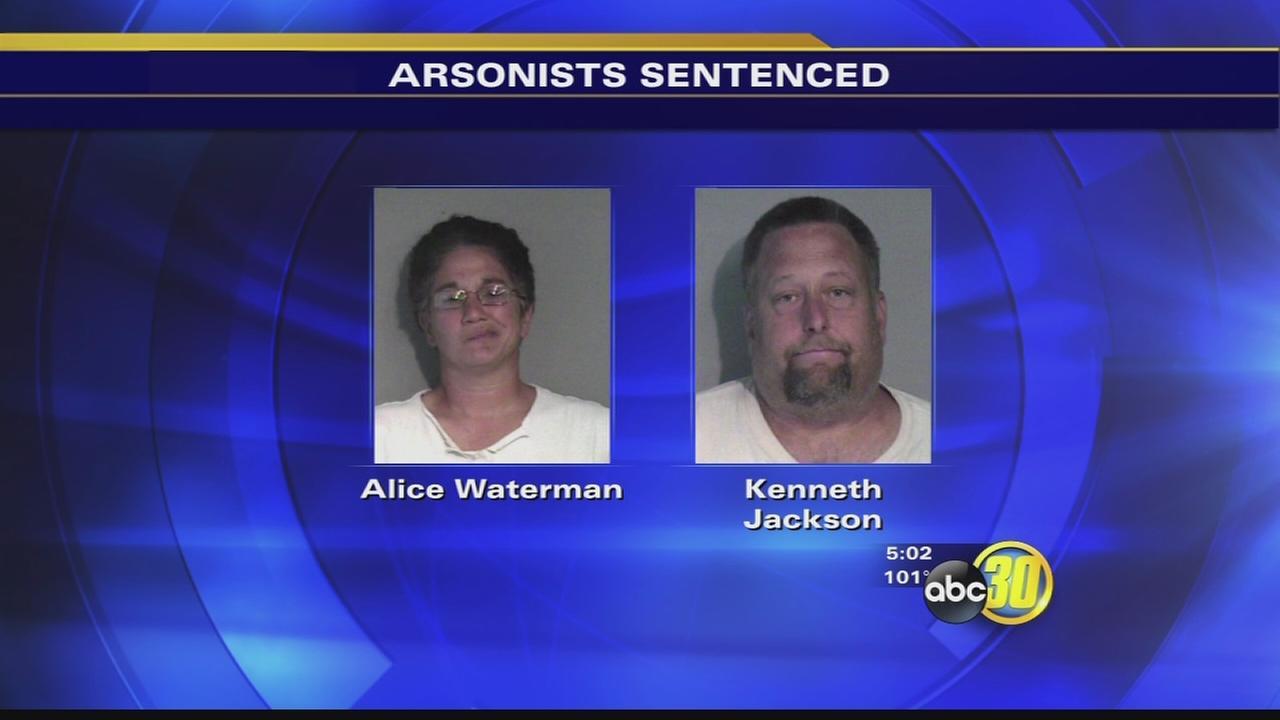 2 Yosemite Lakes Park arsonists sentenced