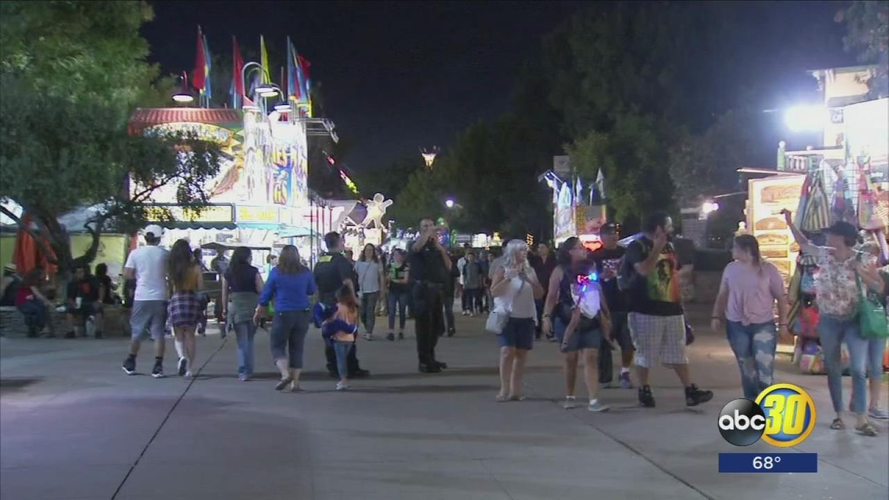 No issues reported about new admission rules at Big Fresno Fair