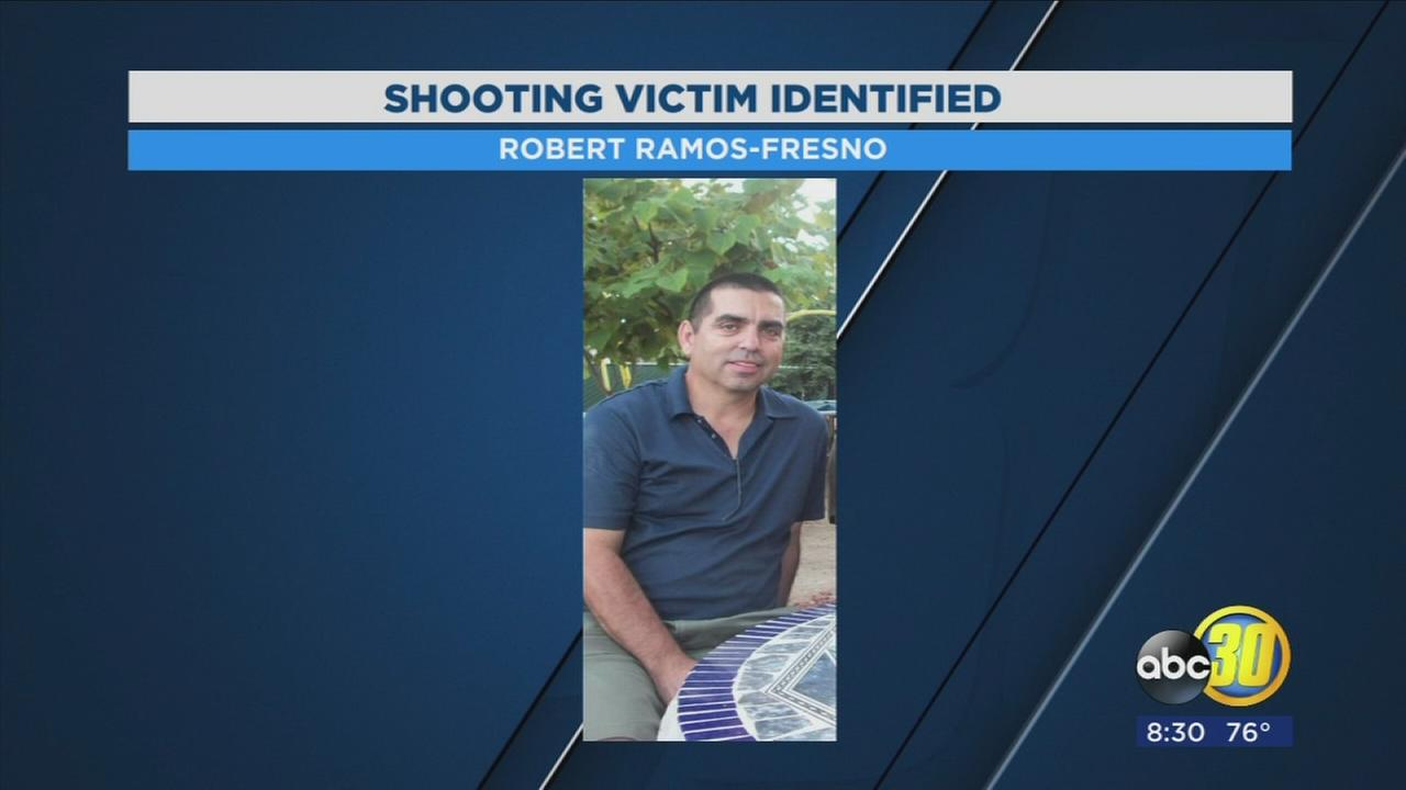 Police asking for help in solving triple shooting that killed Fresno father
