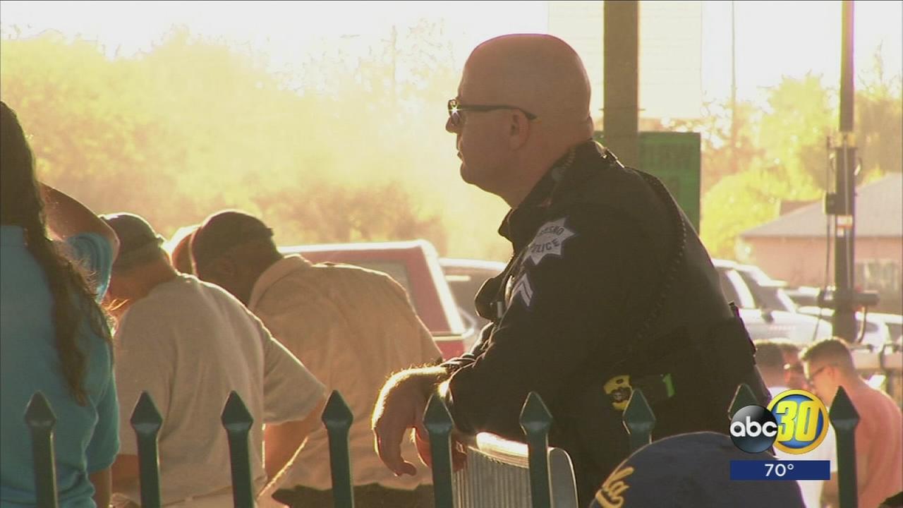 Bigger police presence at Big Fresno Fair to keep community safe