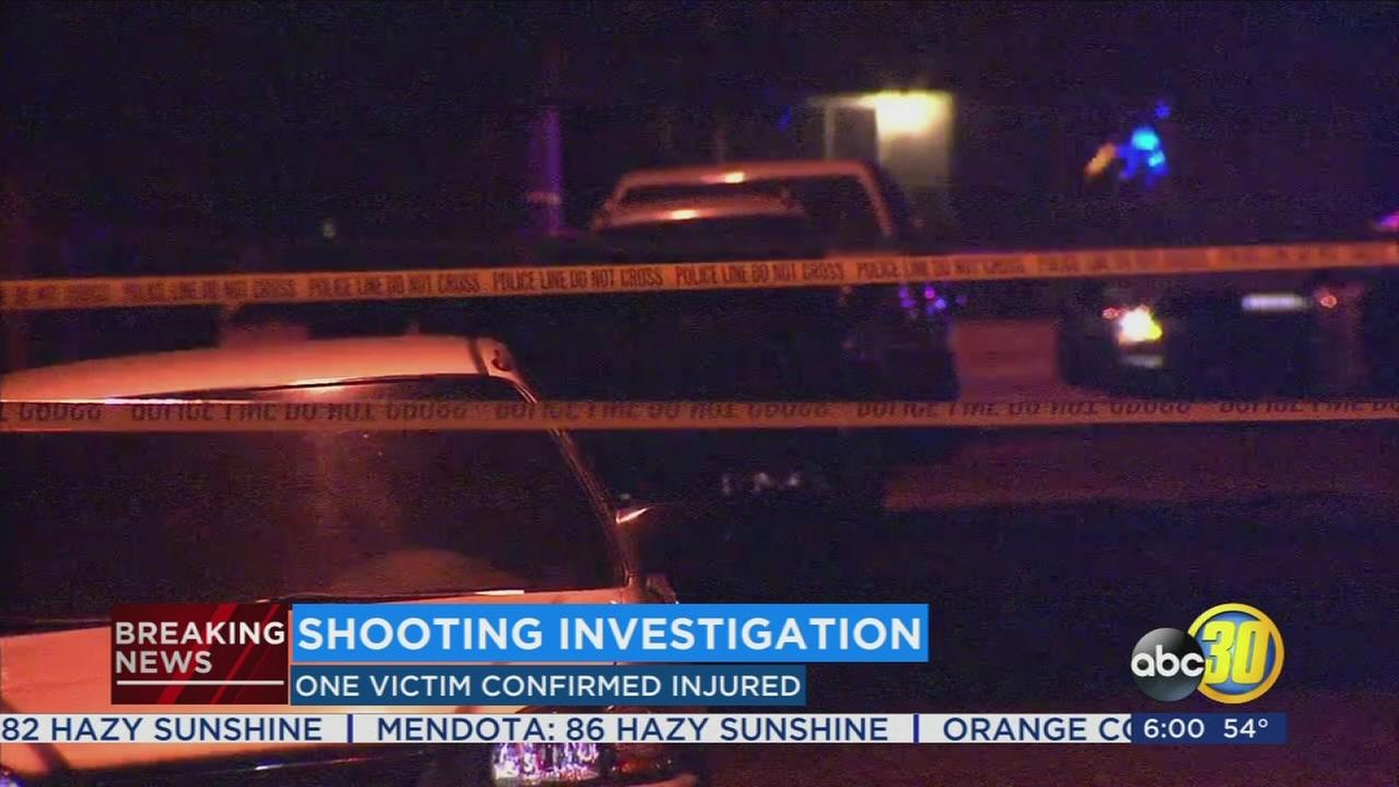 Man shot in the head in Central Fresno