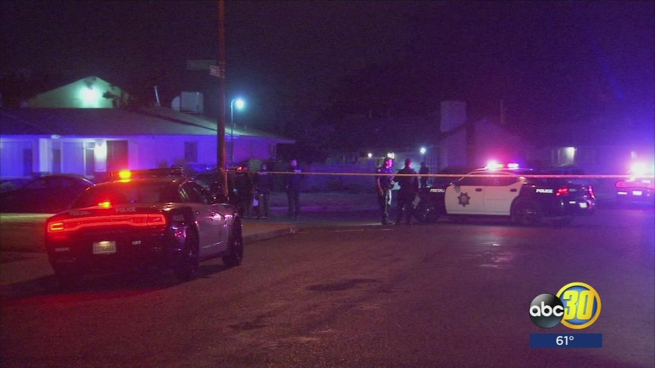 One male dead after shooting in Central Fresno
