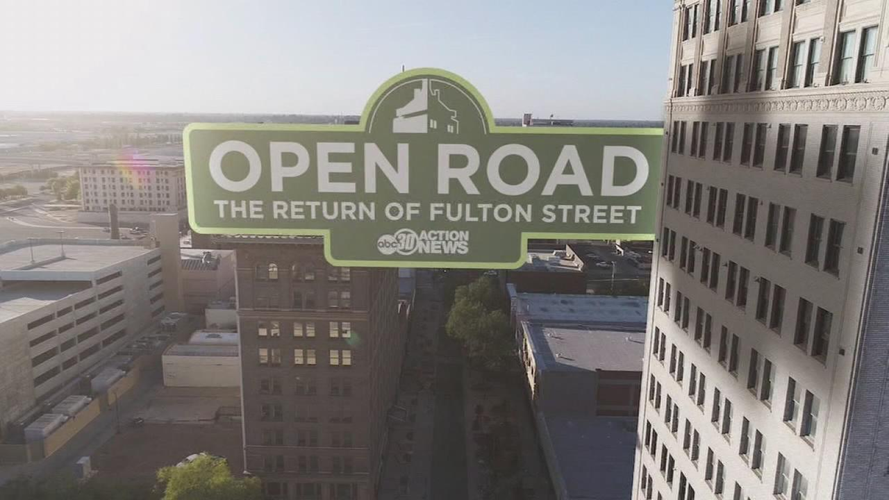 Open Road - The Return of Fulton Street