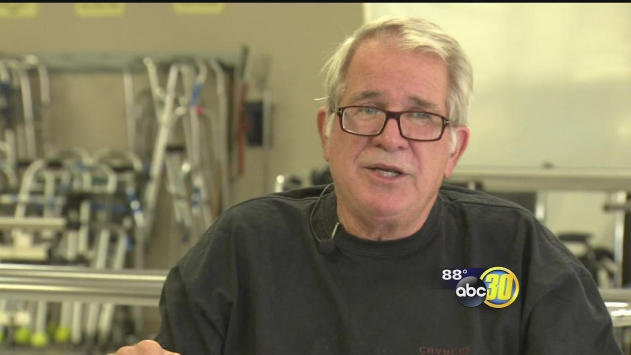 Local West Nile virus patient shares story