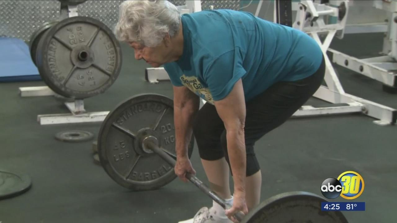 Exercise that can stop the aging process in your cells