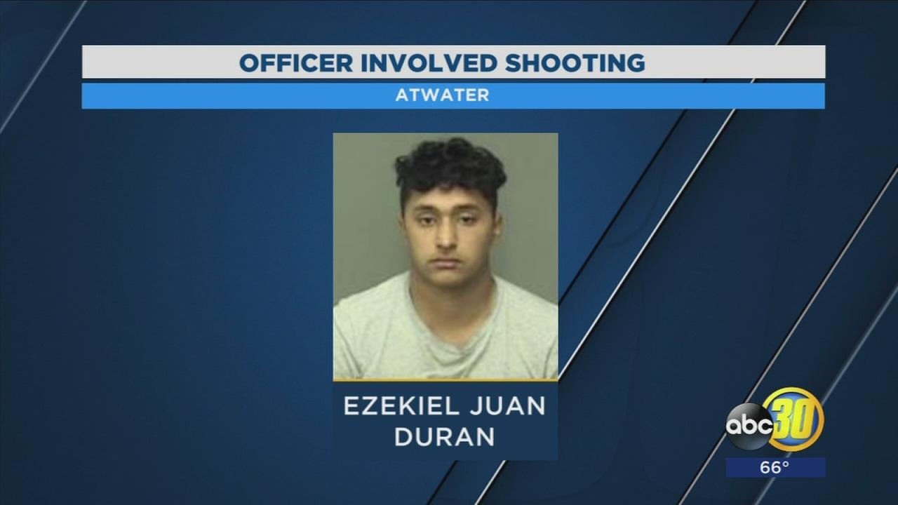 Authorities released the name of the suspect shot and killed by Atwater police