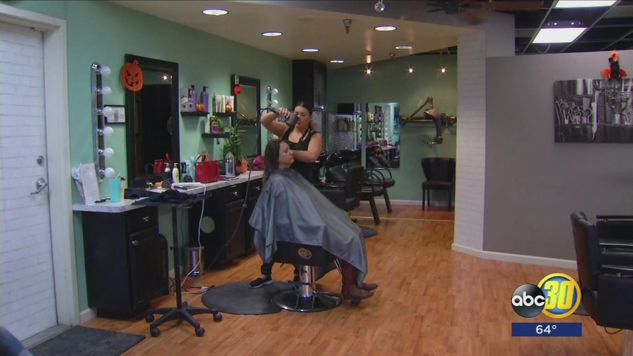 AB 326 requires salon professionals to recognize signs of domestic violence and abuse