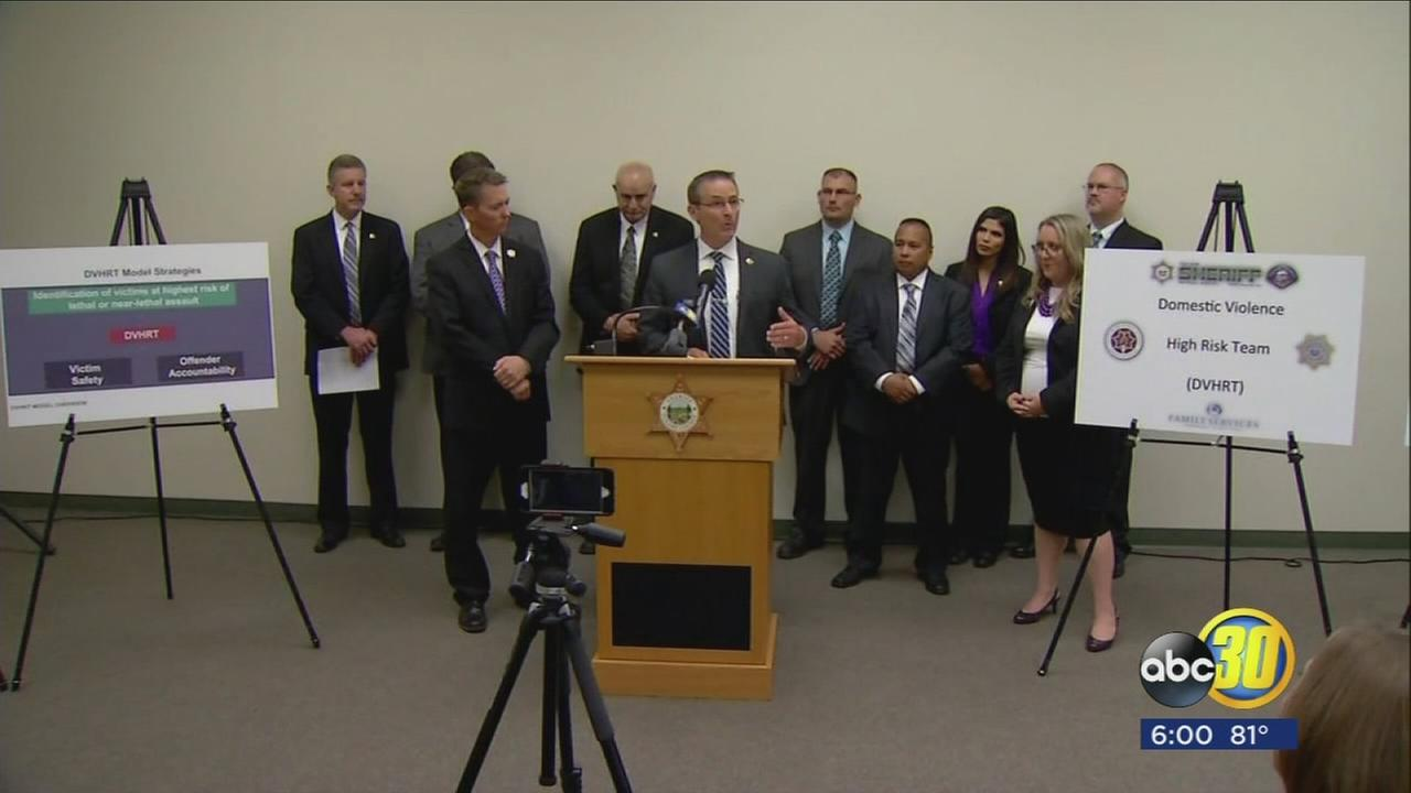 Tulare County creates high risk team to prevent deadly domestic violence incidents