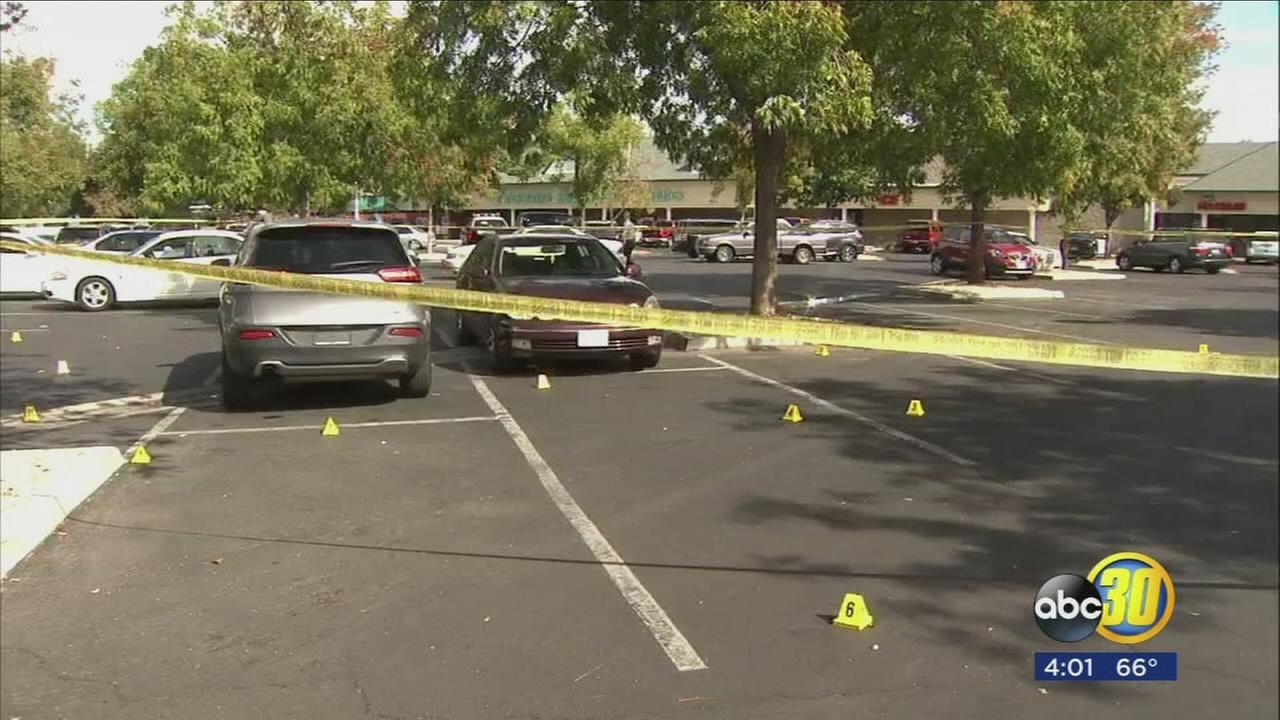 Northeast Fresno shooting