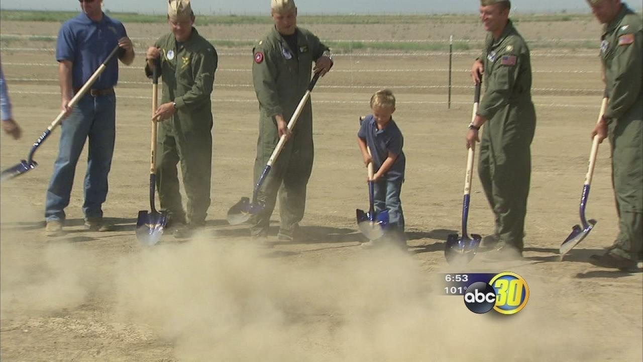 Honoring fallen pilots killed in a tragic crash three years ago