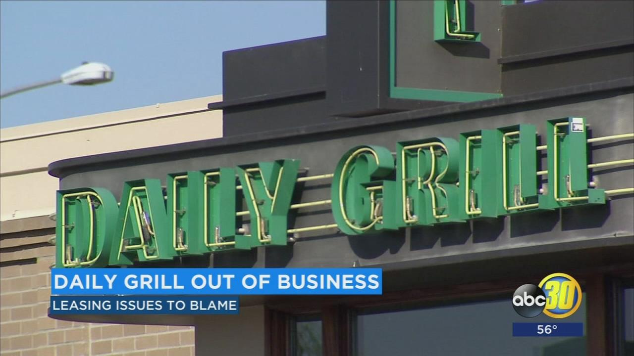 Longtime Fresno restaurant now out of business