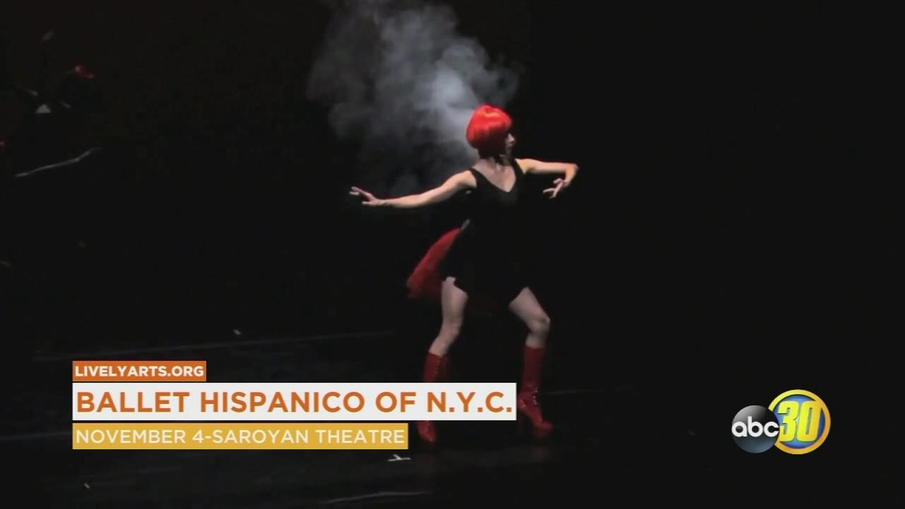 Ballet Hispanico coming to Fresno