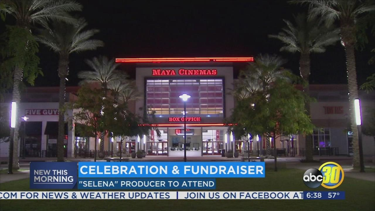 Fresno movie theater holding celebration for 20th anniversary of Selena and fundraiser Dream Center