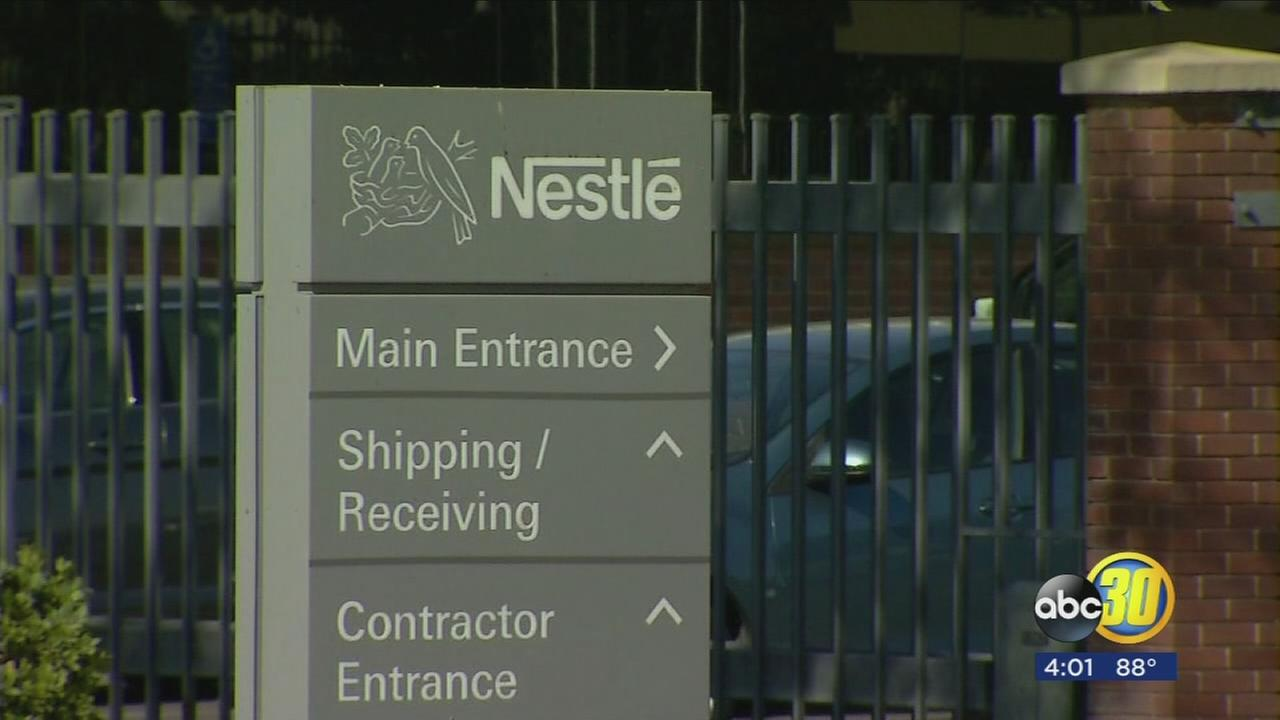 Nestle to temporarily lay off hundreds of workers in Tulare, Bakersfield