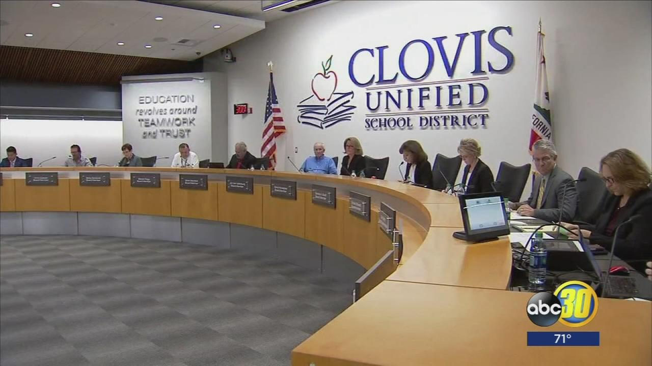 Clovis Unified
