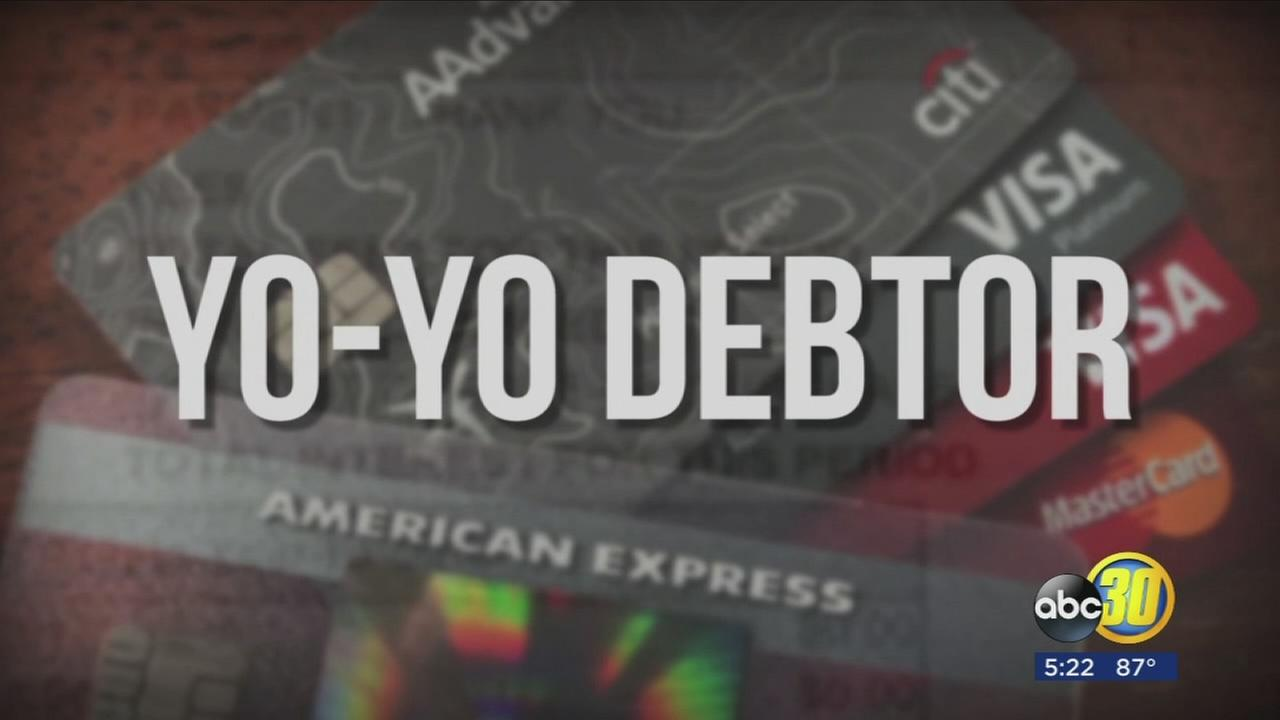 Tips on stopping the Yo-Yo Debt cycle