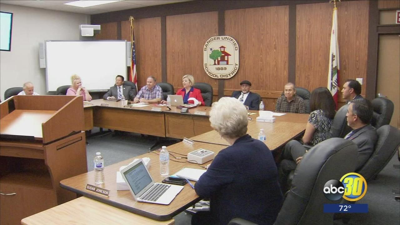 Sanger school supreintendent asks to end contract
