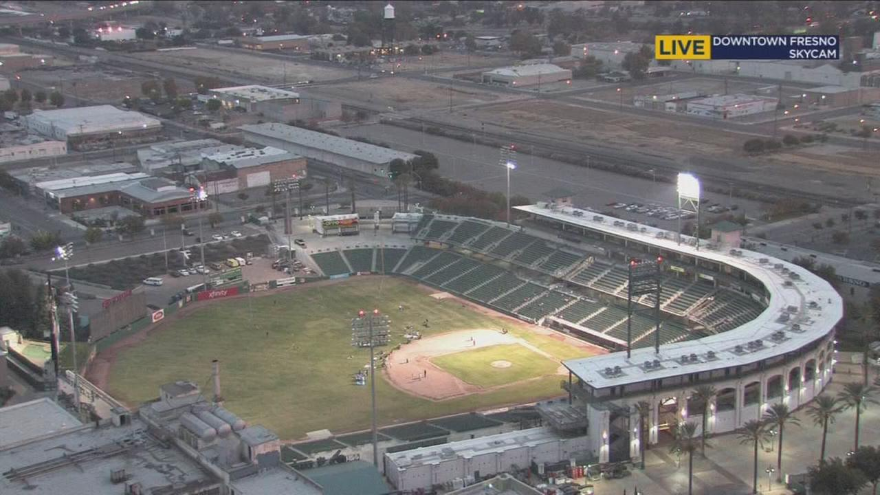 The Fresno Grizzlies are bringing the World Series to Downtown Fresno