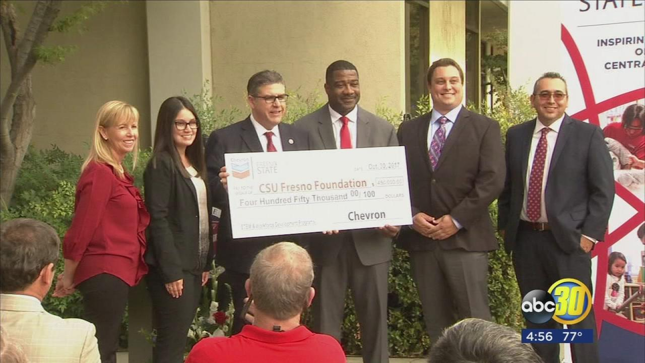 Fresno State received a large donation to expand the engineering department