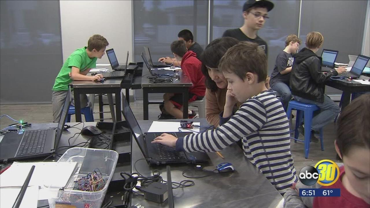 Fresno business focusing on STEM pathways for children