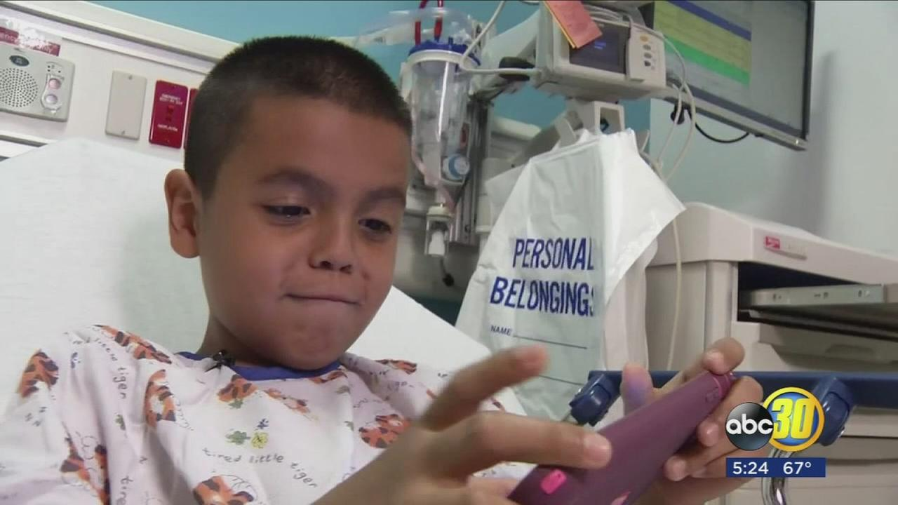 Children in the Hospital: Anxieties Galore