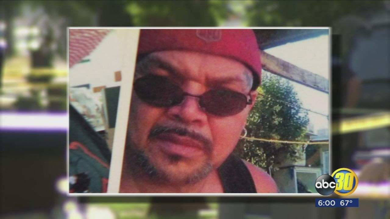 Fresno Police searching for gunman responsible for killing father of 11 children