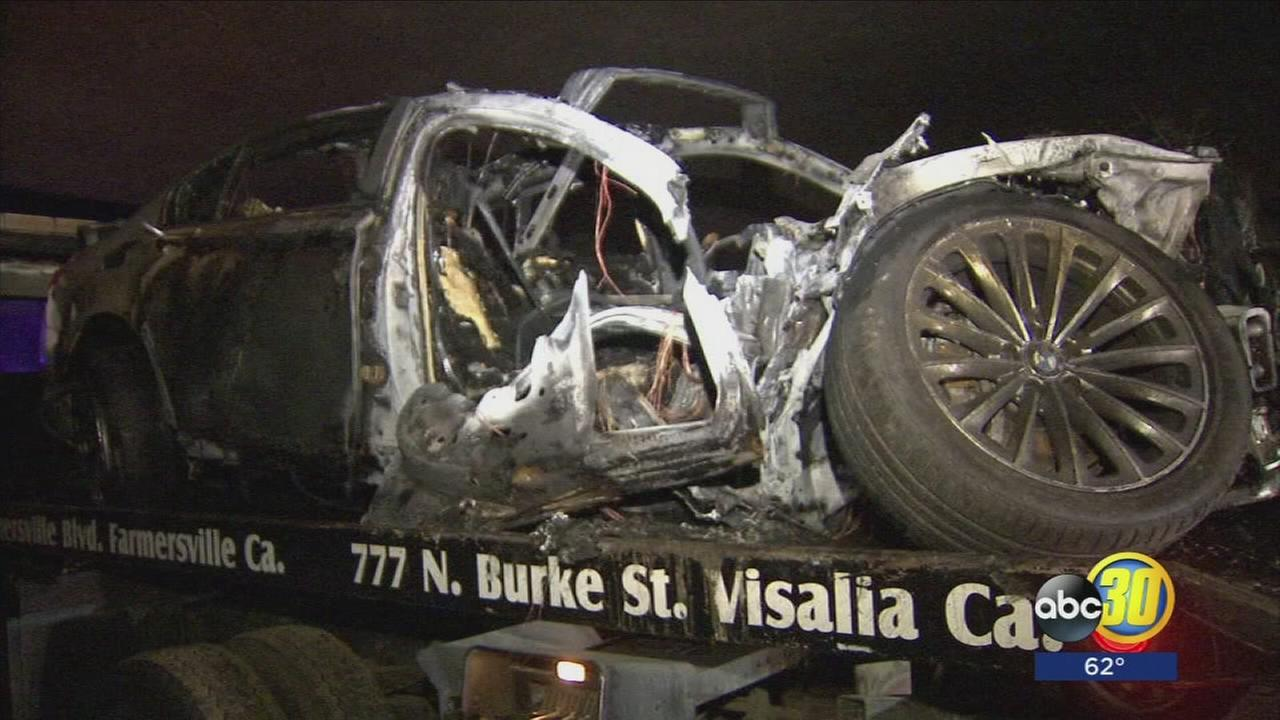 Fatal hit and run accident in Visalia leaves the victims parents searching for answers