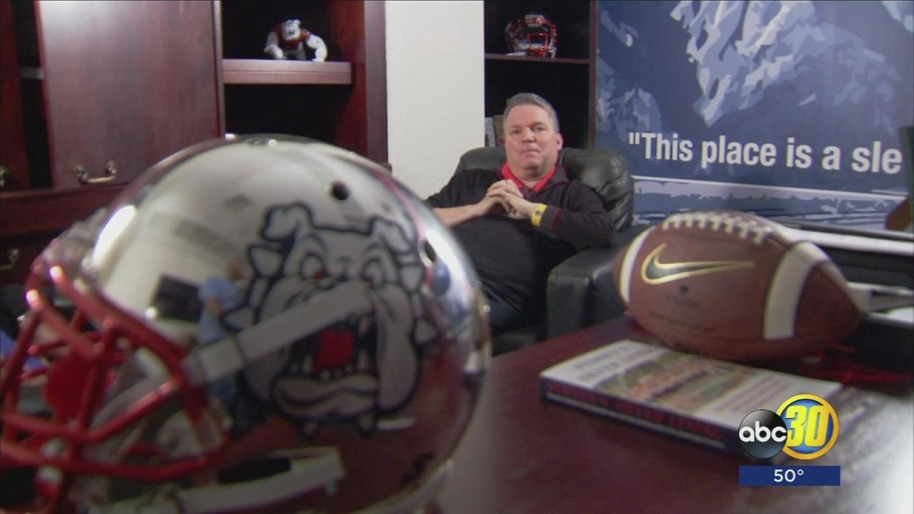 Fresno States director of athletics Jim Bartko resigns
