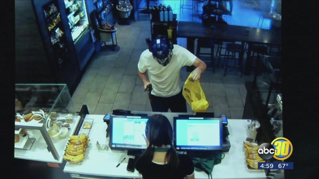 Starbucks robbery suspect charged