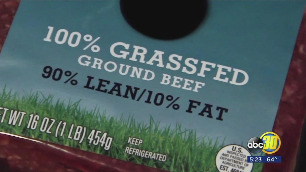 What exactly is, grass fed beef?