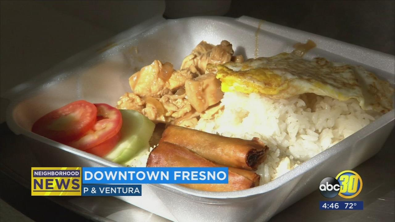 New Fresno restaurant serving up some Filipino favorites