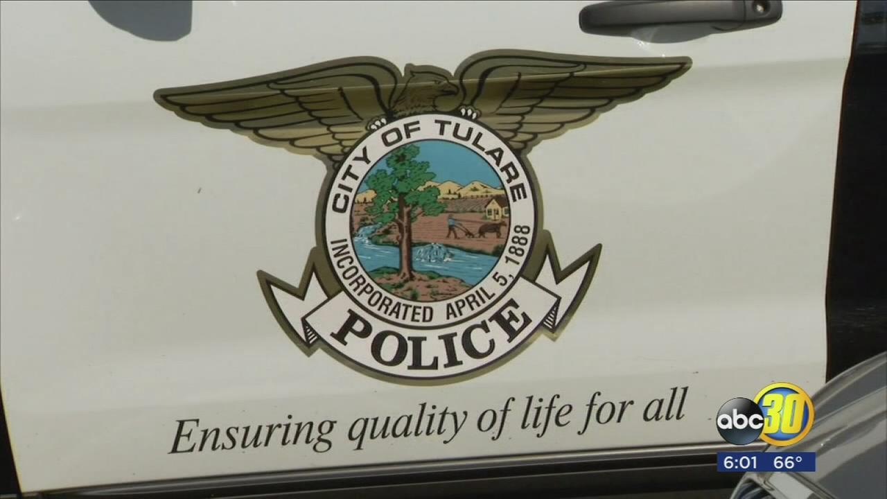 Three high ranking Tulare Police Officers are currently on paid administrative leave