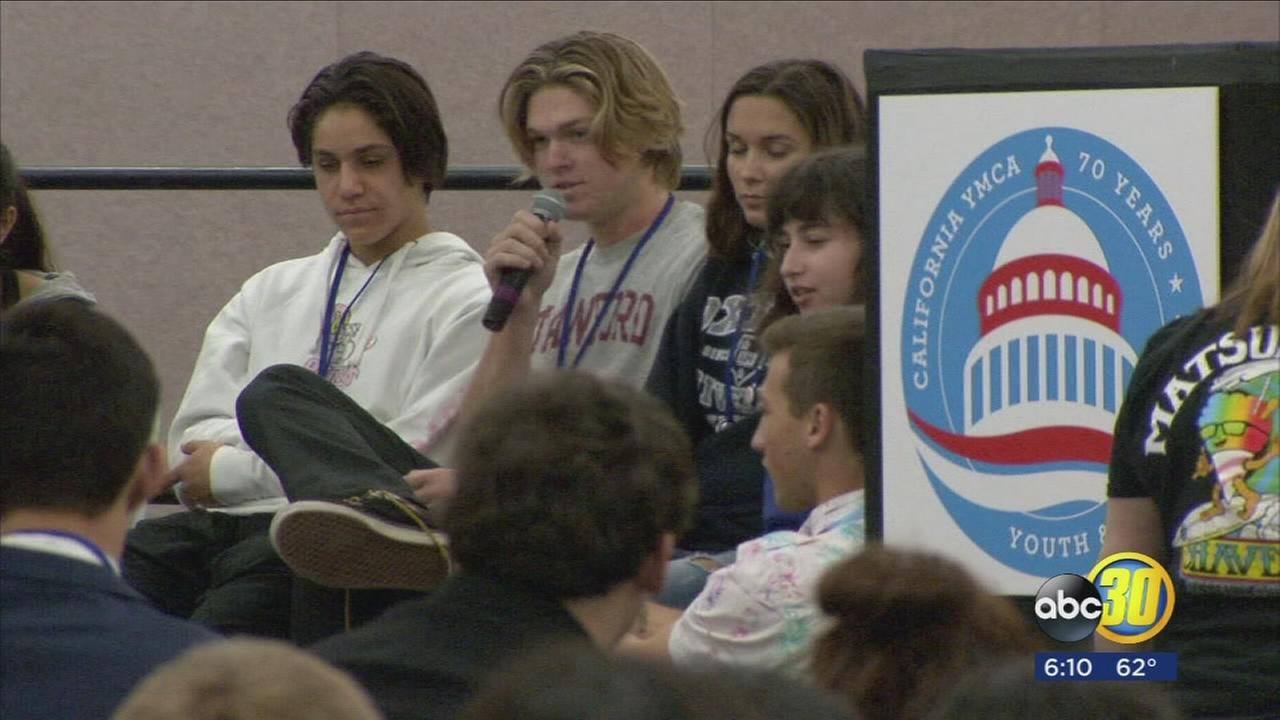 YMCA hosts annual Training and Elections Leadership Conference