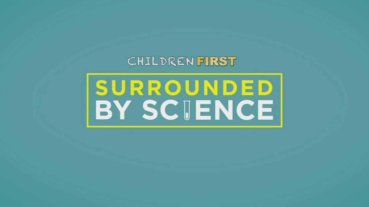 Children First: Surrounded By Science - 1 of 4