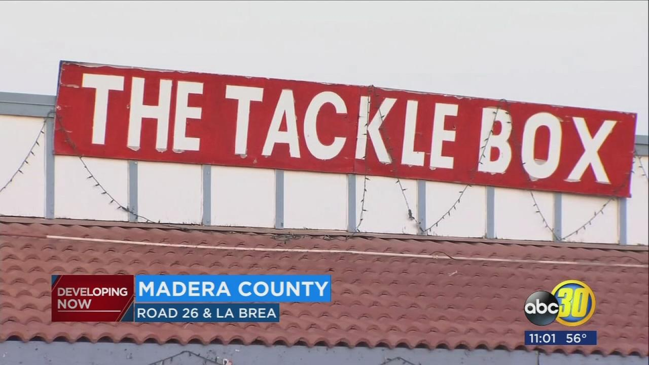 Man found shot to death at Tackle Box gas station near Madera