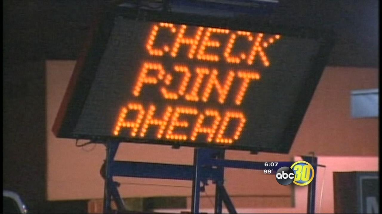 Avoid the 21 DUI crackdown kicks off Friday