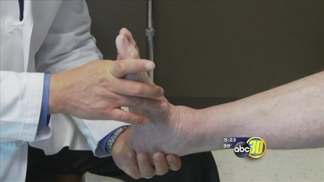 Ankle replacements offer new lease on life