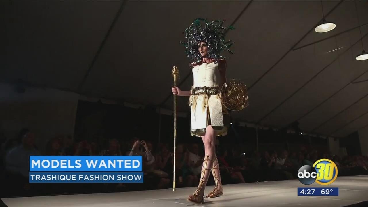 Models needed for Fresno Art Museum Fashion Show