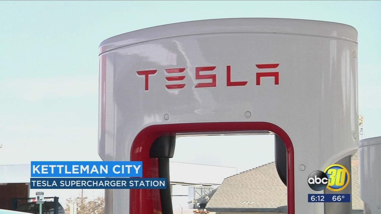 Tesla Comes to Kettelman City