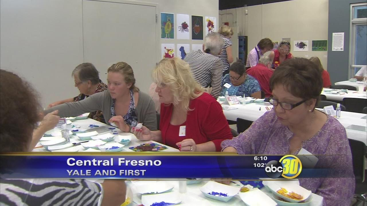 Cancer survivors celebrate life at Paula Project in Fresno